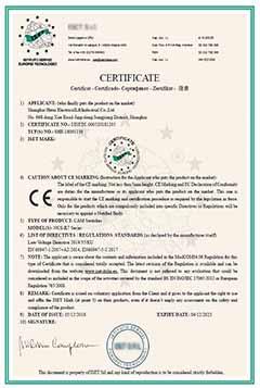 сертификат ЕС, CE certificate, СЕ